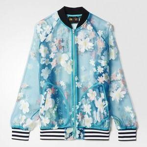 Adidas x Pharrell Williams Kauwela Bomber Jacket